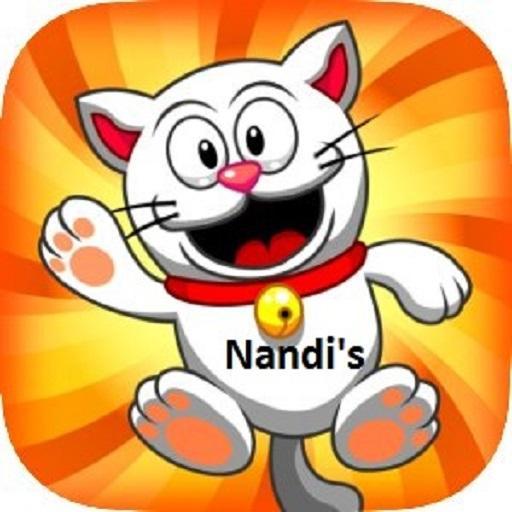 Nandi's Jumpy Cat LOGO-APP點子