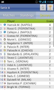 Italian Soccer 2016/2017 Screenshot 27