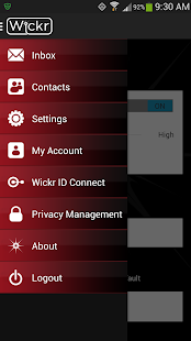 Wickr-Top Secret Messenger - screenshot thumbnail