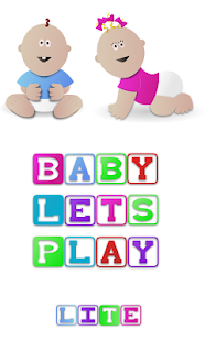 Baby Let's Play (Baby Games) - screenshot thumbnail