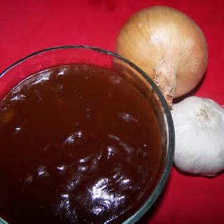 Buzzsaw's BBQ Sauce