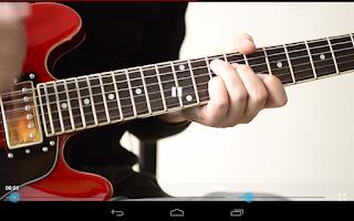 Screenshot of Blues Guitar Method