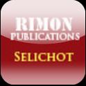 Interlinear Selichot icon
