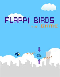 Flappi Birds TheGame