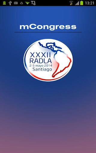 XXXII RADLA Chile 2014