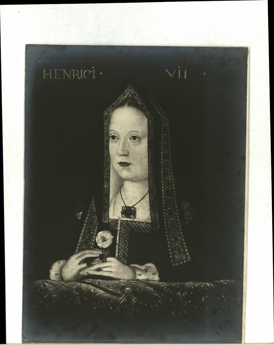 Elizabeth Of York Henry Vii 1466-1503