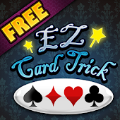 easy card trick free magic app