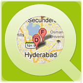Hyderabad Banks & Atms Locator