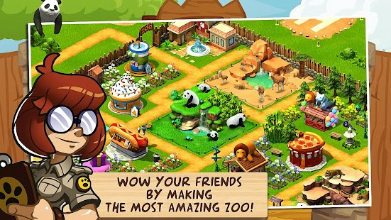 Download Wonder Zoo – Animal rescue ! v 2 0 5d Hack MOD APK