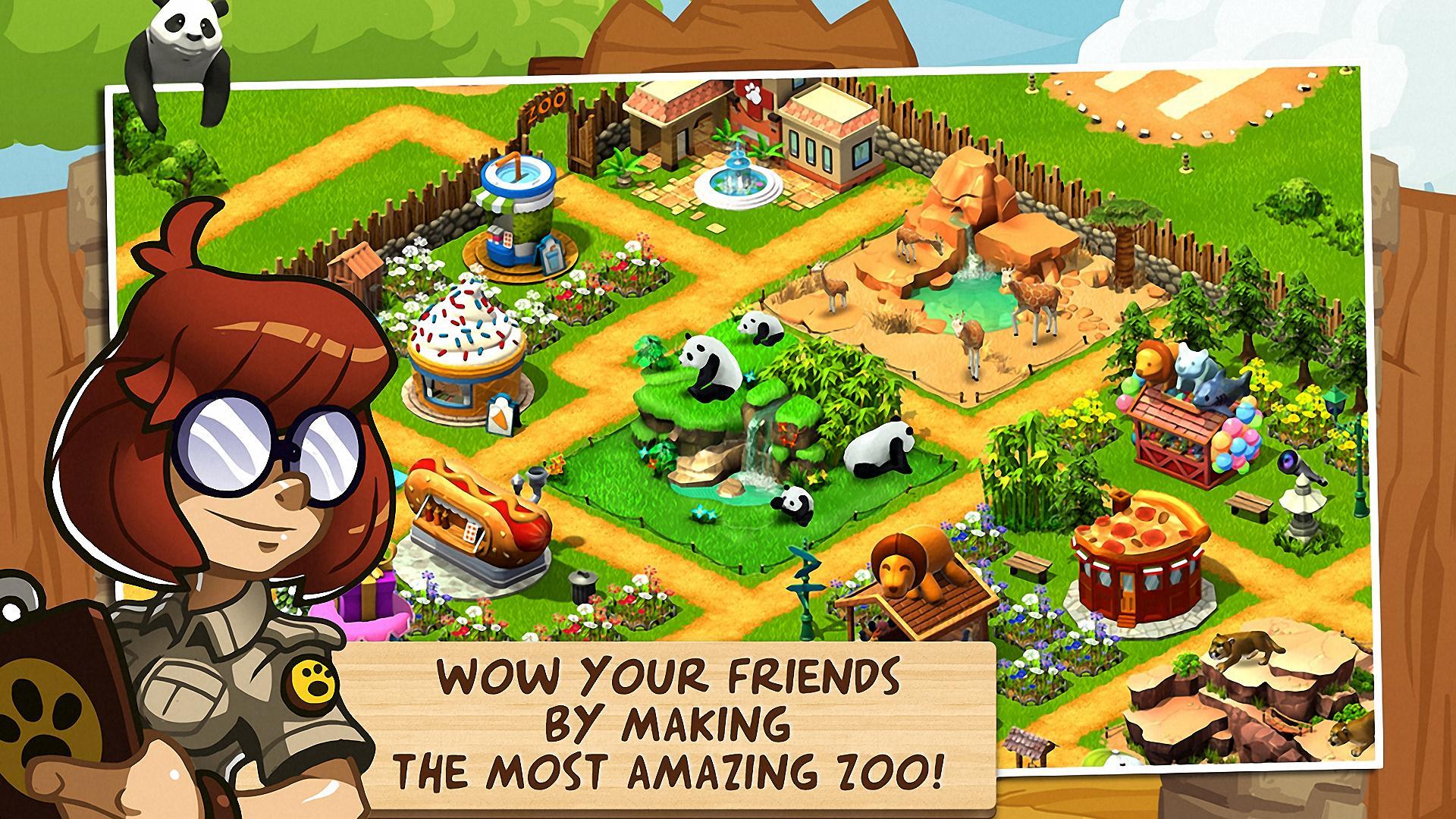 Wonder Zoo - Animal rescue ! screenshot #4