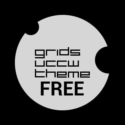 UCCW Theme Grids FREE 個人化 App LOGO-硬是要APP