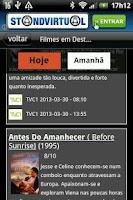 Screenshot of Programação de TV PT Grátis