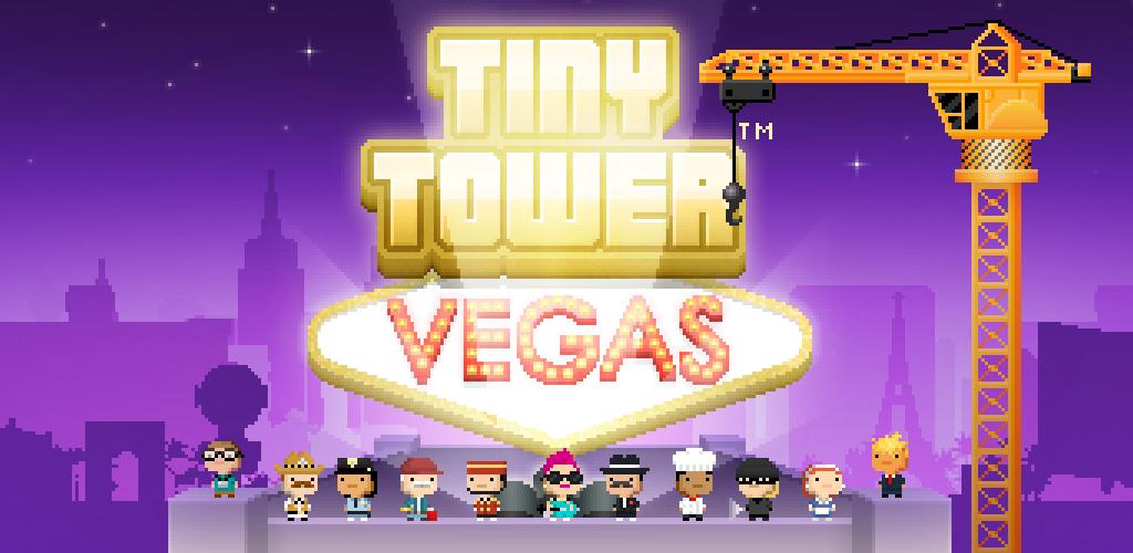 Tiny Tower Vegas Players Club
