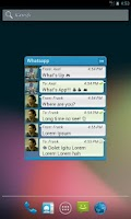 Screenshot of Whats-Widgets (ROOT!)