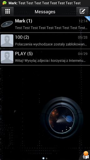 GO短信PRO飛船主題