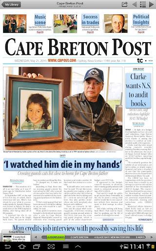 Cape Breton Post
