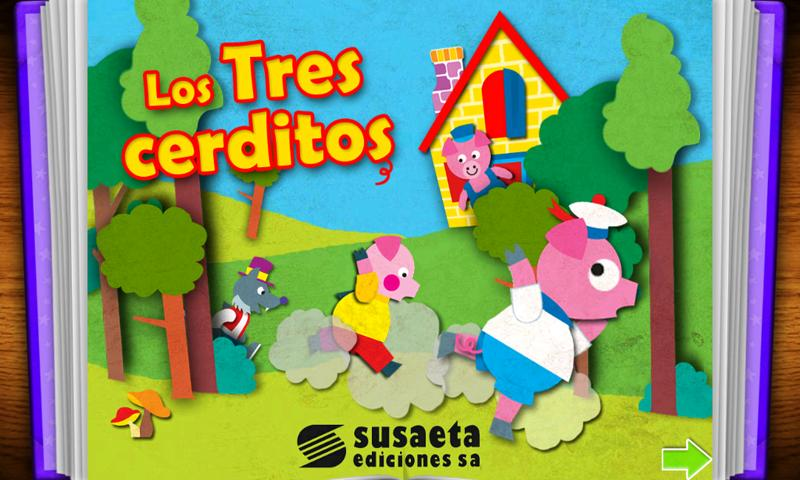 Los Tres Cerditos - screenshot