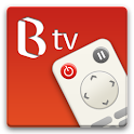 B tv Smart 리모컨 logo