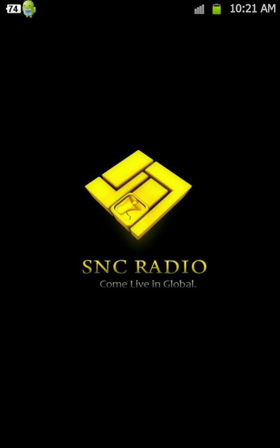 SNC Online Radio - screenshot