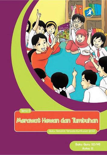 Buku Guru Kelas 2 Tema 7 Kur13