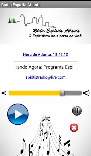 Rádio Espírita Atlanta