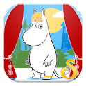 Moomin Costume Party icon