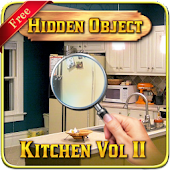 Hidden Object - Kitchen Game 2