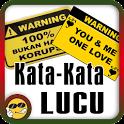 Kata Kata Lucu & Gambar DP icon