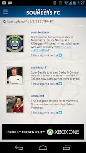 Sounders FC - screenshot thumbnail