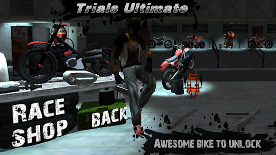 Trials Ultimate 3D HD - screenshot