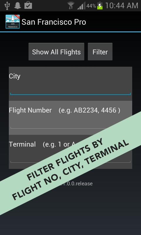 Gatwick Airport London - screenshot
