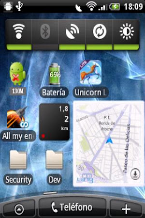 Where I Am Widget Demo 2.0.0 screenshot 611382