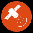 GPS Quick Share, Send Location icon