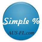 Percentage Calculator For Smart icon