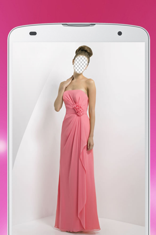 Bridesmaid Dress Photo Montage