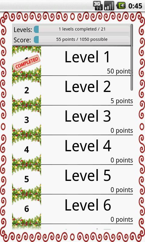 XmasQuiz - Quiz for Christmas - screenshot