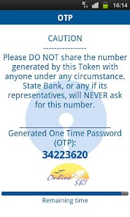 State Bank Secure - screenshot thumbnail
