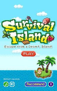 10 Survival Island ! App screenshot