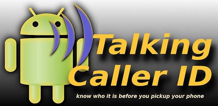 صور تطبيق ينطق اسم المتصل عليك Talking Caller
