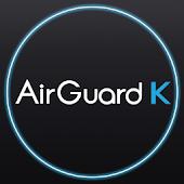 대기오염 AirGuard K(미세먼지,대기,날씨)