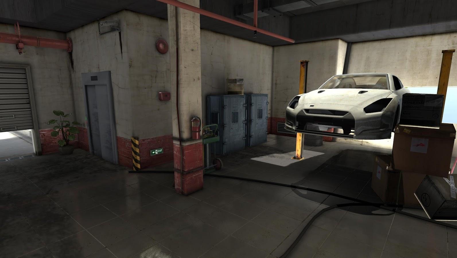 Fix My Car Game Engine