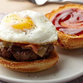 Bistro Breakfast Burger Recipe
