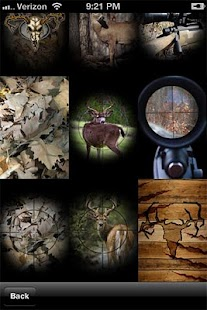 Deer Hunting Wallpaper! - screenshot thumbnail