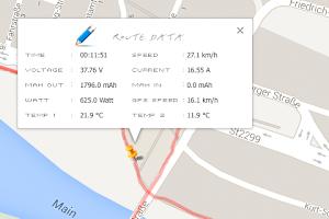 Screenshot of Speedict Mars