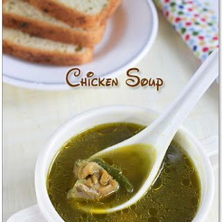 Chicken Soup | Chicken Soup