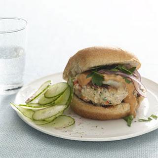 Maria Menounos' Mykonos Burger