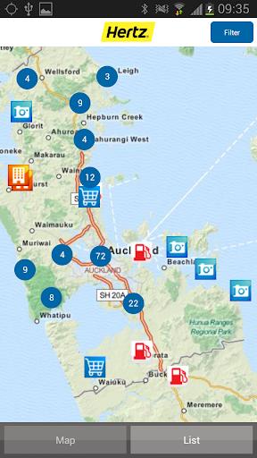 Hertz New Zealand Travel Guide