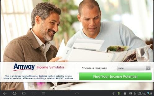 AMWAY™ Credibility - screenshot thumbnail