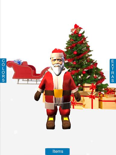 Customise Santa