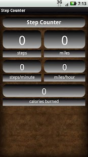 Step Counter Pedometer - screenshot thumbnail